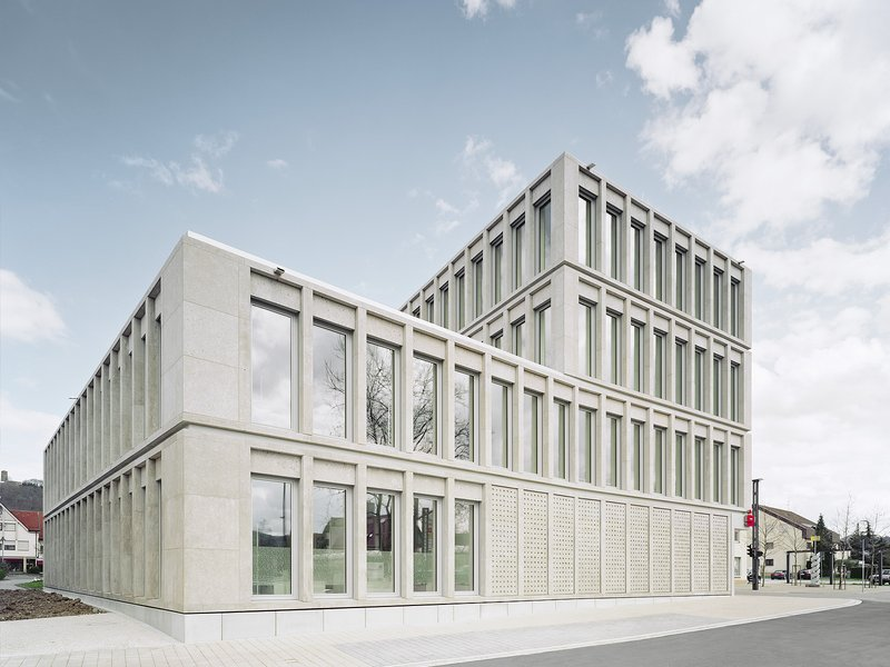 dauner rommel schalk architekten: KSK Competence Centre - best architects 16