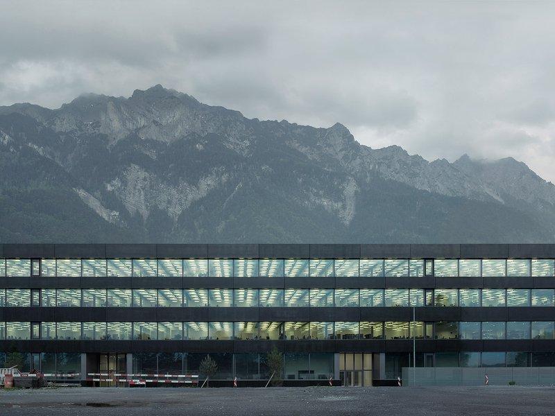 giuliani.hönger architekten: Hilti Innovation Center - best architects 16