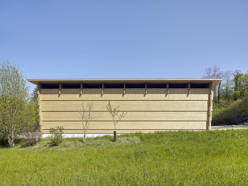 Rossetti + Wyss Architekten: AWEL Workshop - best architects 16