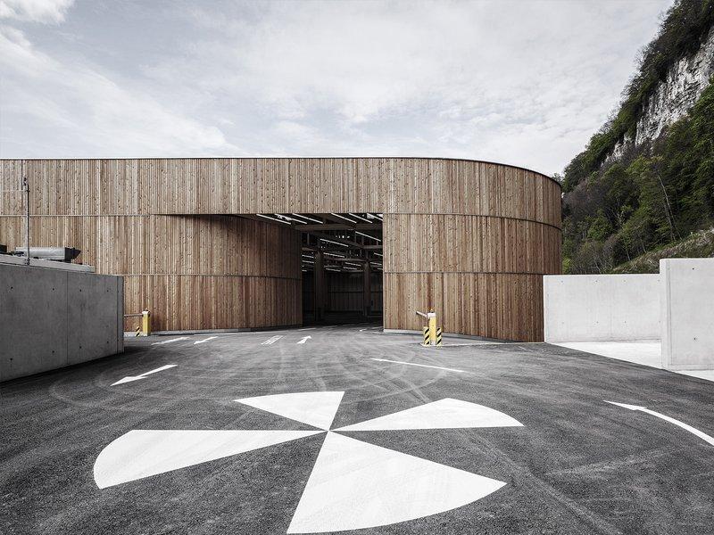 marte.marte architekten : Altstoffsammelzentrum Feldkirch - best architects 16