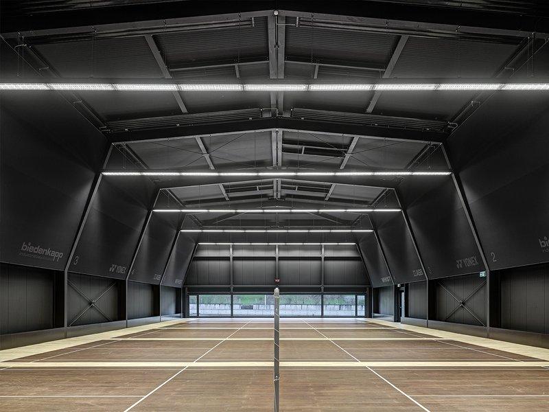 Jan Henrik Hansen / Rolf Iseli: Badminton Hall Langnau am Albis - best architects 16