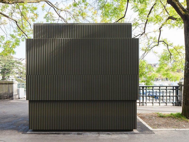 Michael Meier und Marius Hug Architekten: Züri WC on the Stadthausquai - best architects 16