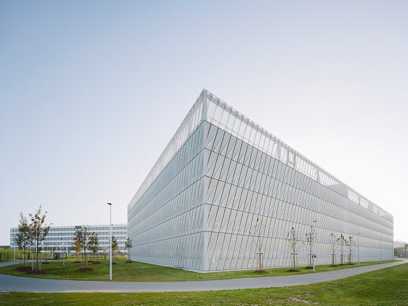 agps architecture: adidas north-east car park - best architects 16