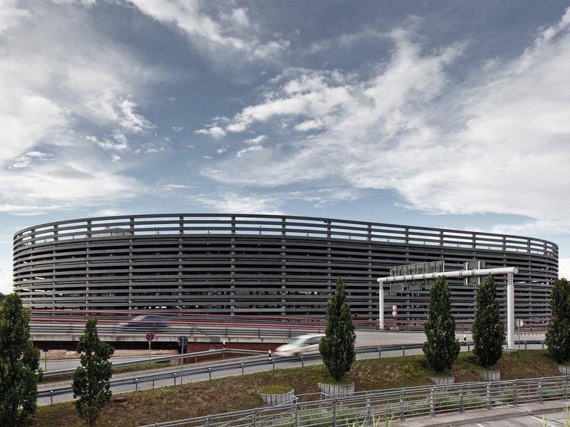 Riegler Riewe Architekten : New Car Park P1 - best architects 16