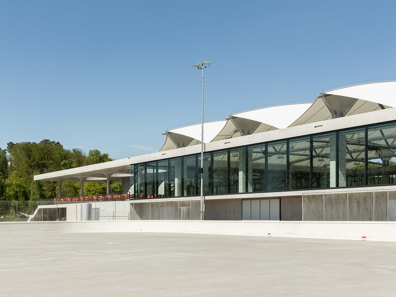 weberbrunner architekten: Sportzentrum Eselriet - best architects 16