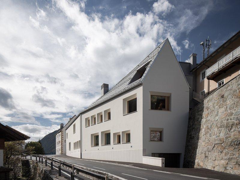 Schneider & Lengauer: Kulturhaus Kals am Großglockner - best architects 16