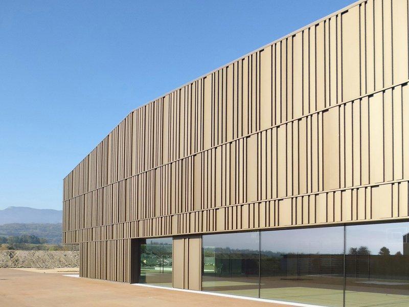 Esposito & Javet architectes : Community hall Chavannes-des-bois - best architects 16