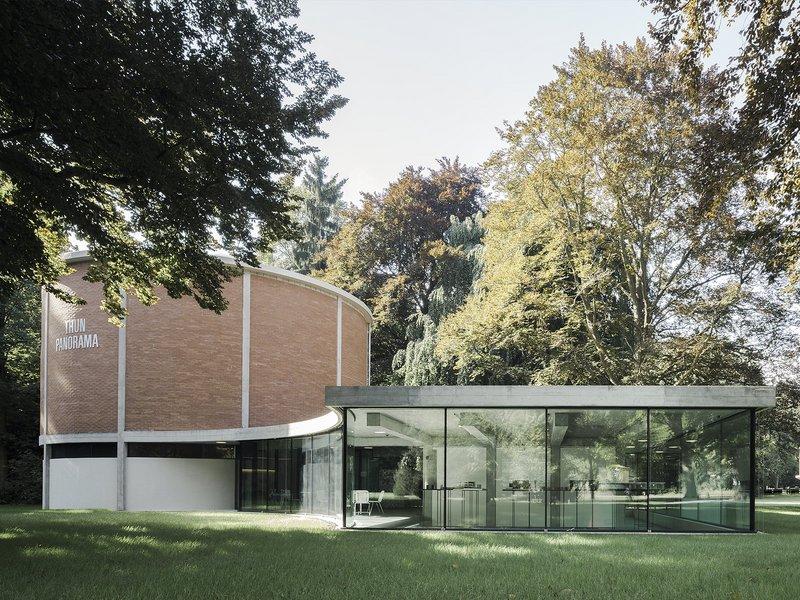 Graber & Steiger Architekten: Thun Panorama - best architects 16
