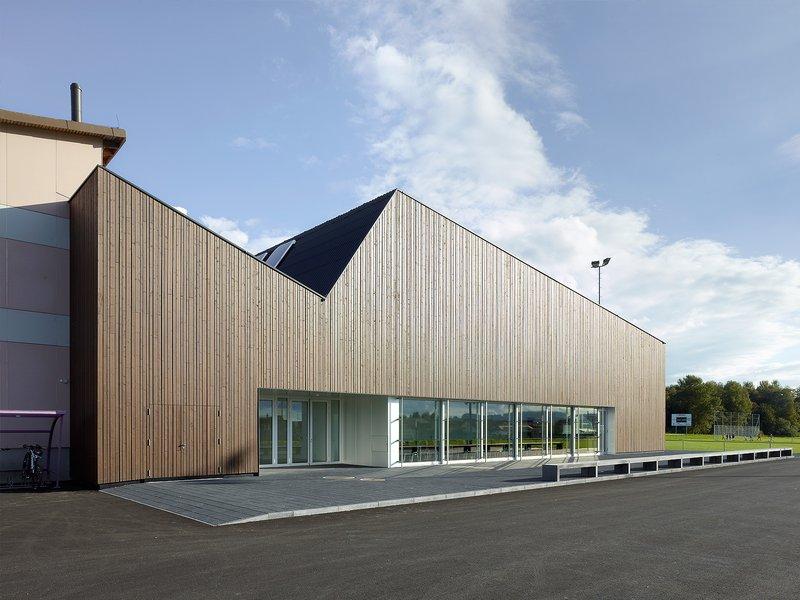 ACARCHITECTES Alexandre Clerc architectes: SPS - Mehrzweckhalle in Sâles - best architects 16