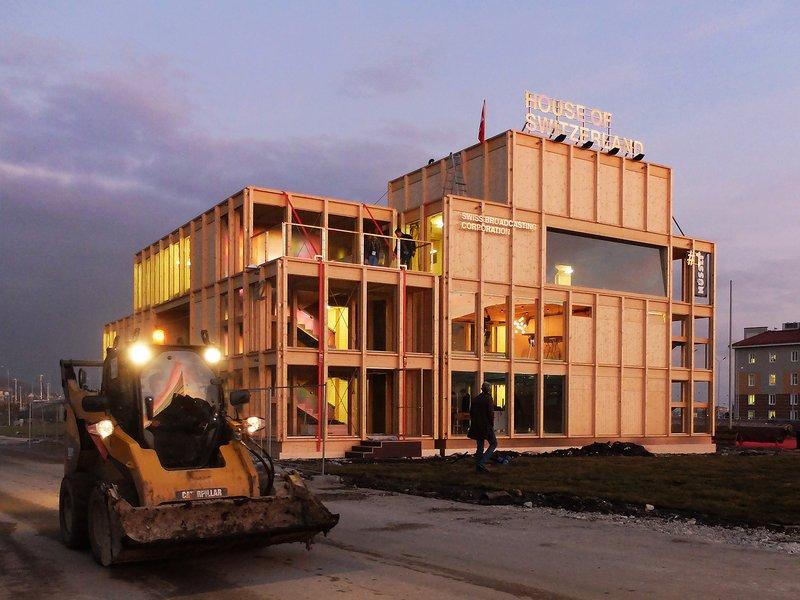 spillmann echsle architekten: House of Switzerland - best architects 16