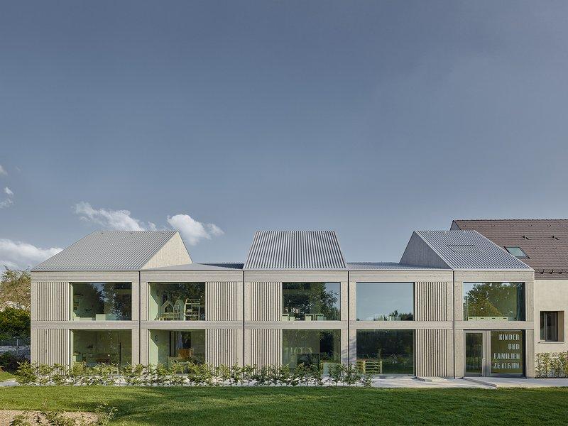 VON M: Kinder- und Familienzentrum Ludwigsburg-Poppenweiler - best architects 17