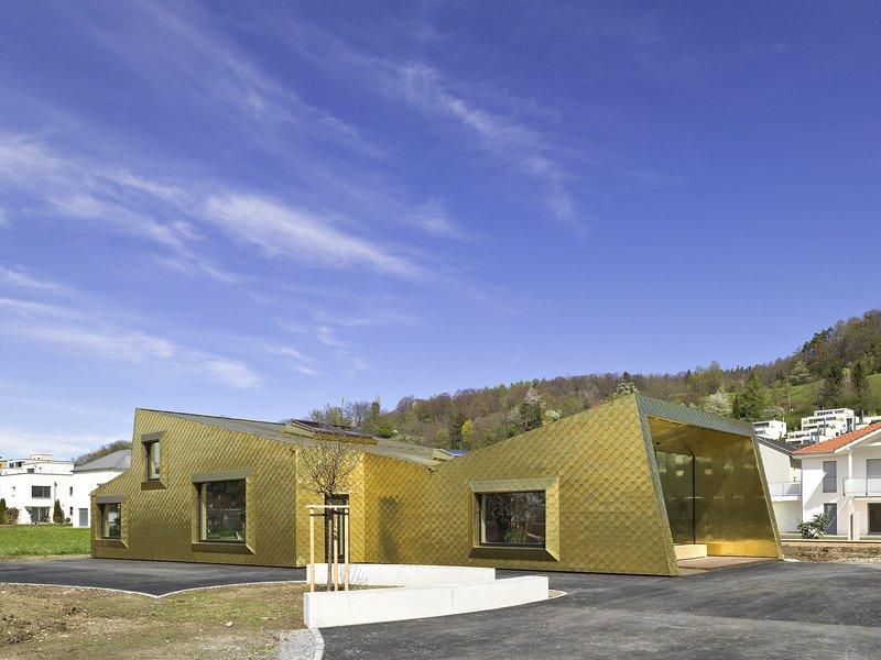 Eglin Schweizer Architekten: Neubau Kindergarten Zelgli West - best architects 17