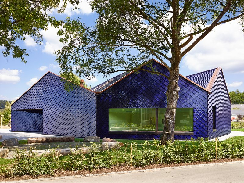ARGE Meyer Stegemann / Hunkeler Hürzeler: Neubau Doppelkindergarten Zelgli - best architects 17