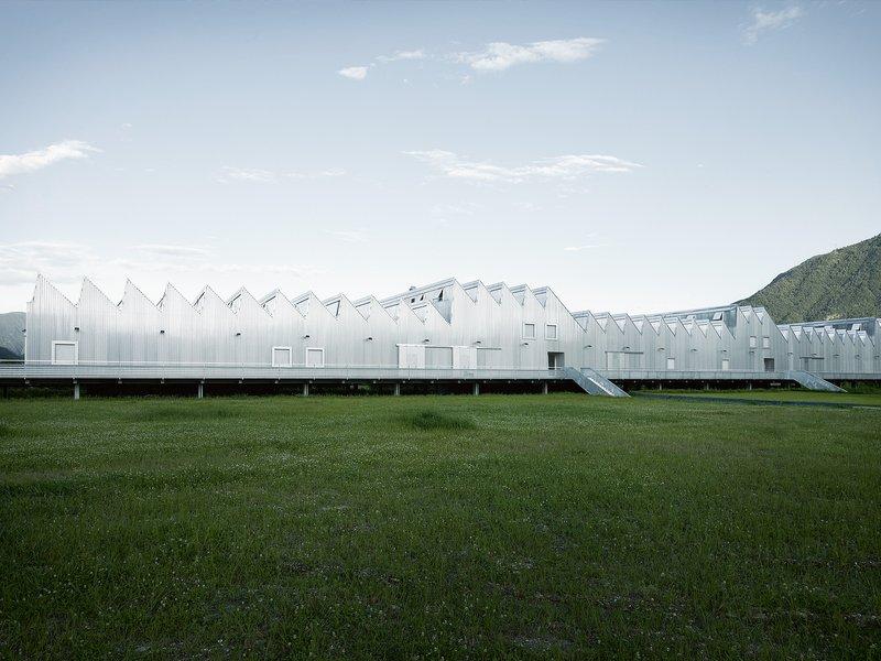 Durisch + Nolli Architetti: Lehrwerkstätten Schweizer Baumeisterverband - best architects 17