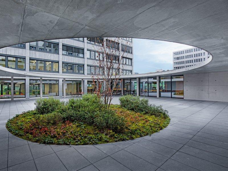 wulf architekten: Corporate Center GFT AG - best architects 17