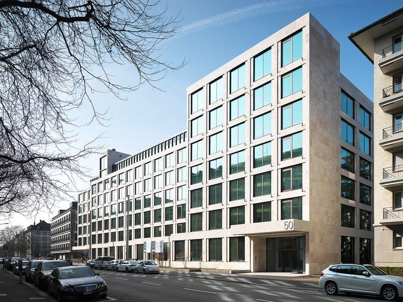 pool Architekten: Bürogebäude Alfred-Escher-Straße - best architects 17