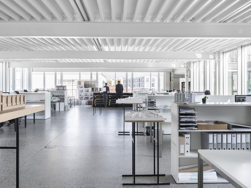 Michael Meier und Marius Hug Architekten: Aufstockung Binz - best architects 17