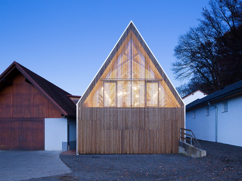 Baukooperative: Weinhof Scharl Lager - best architects 17