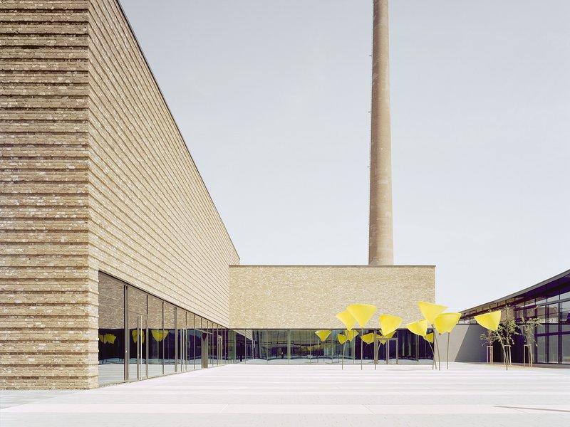 Reichel Schlaier Architekten: Kärcher visitor and customer centre - best architects 17