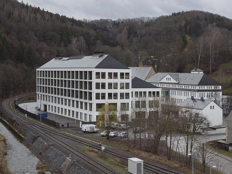 jessenvollenweider: Uhrenmanufaktur A. Lange&Söhne Glashütte I/SA - best architects 17