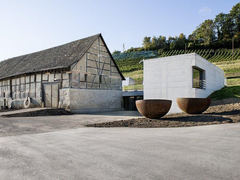 SPPA Architekten: Restaurierung und Erweiterung Bergtrotte Osterfingen - best architects 17
