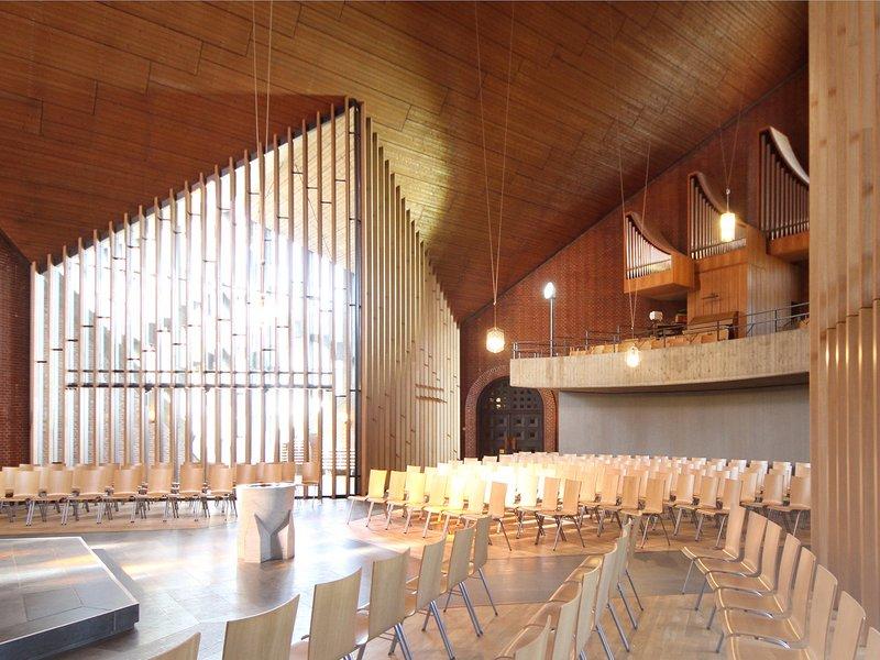 ATELIER 30 Architekten: Einbauten Immanuelkirche - best architects 17