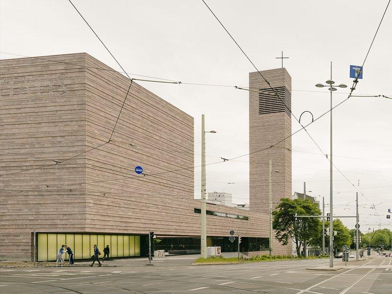 Schulz und Schulz: St. Trinitatis / Leipzig - best architects 17