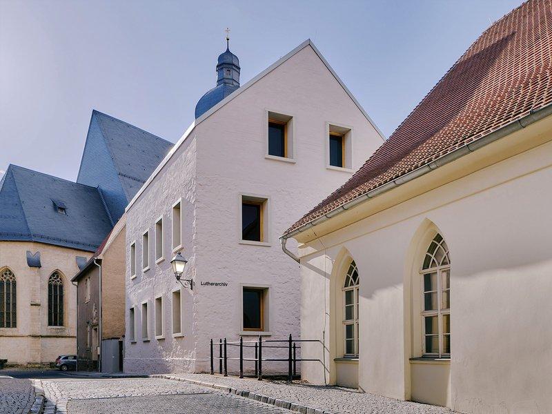 Atelier ST: Lutherarchiv Eisleben - best architects 17