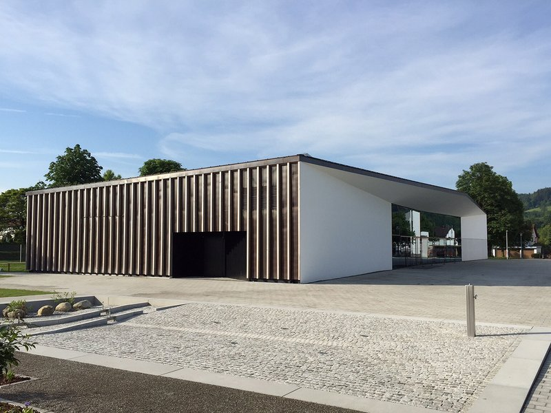 Architekturbüro Prinz : Bürgerhaus Owingen - best architects 17