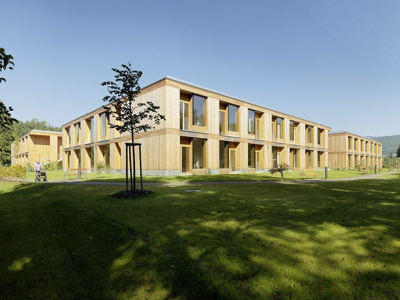 Dietger Wissounig Architekten: Pflegewohnheim Erika Horn / Andritz - best architects 17