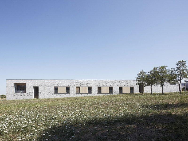 Atelier Martel: Pflegewohnheim für Epilepsiepatienten - best architects 17