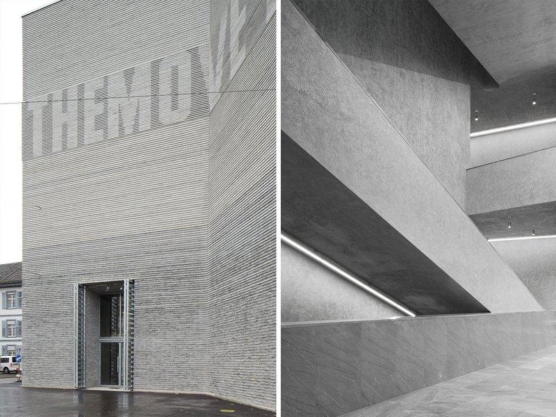 Christ & Gantenbein: Erweiterung Kunstmuseum Basel - best architects 17