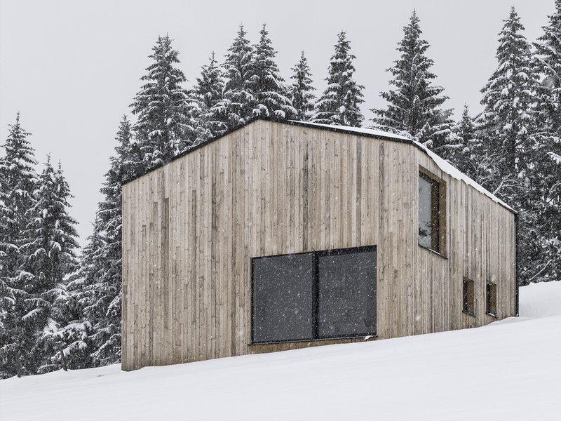 LP architektur: EFH Hochleitner - best architects 17
