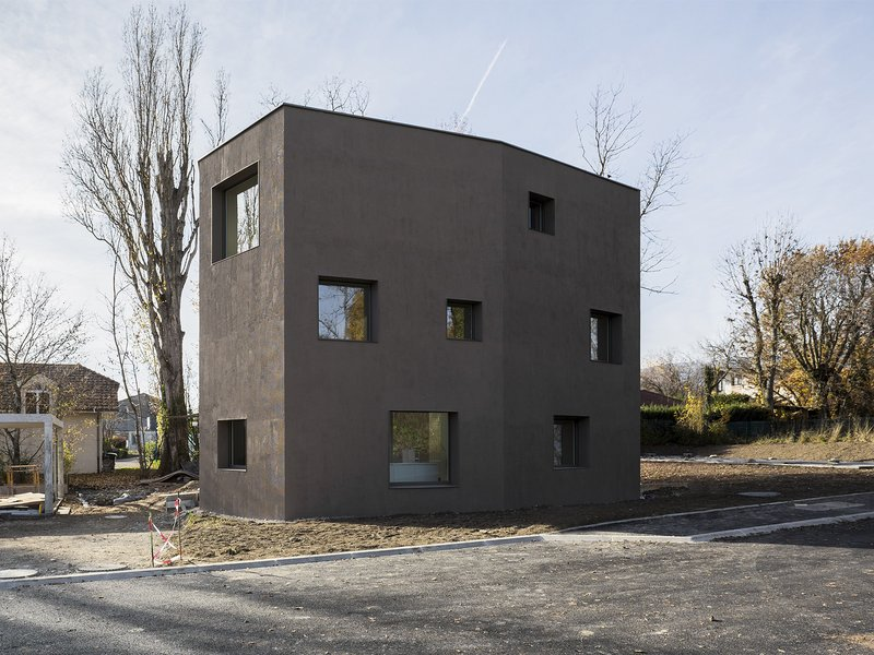 Fruehauf Henry & Viladoms: Prévessin-Moëns - best architects 17