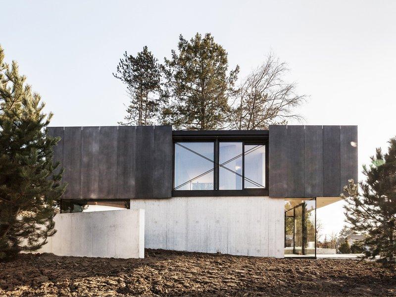Reuter Raeber : Haus in Riehen - best architects 17 in Gold