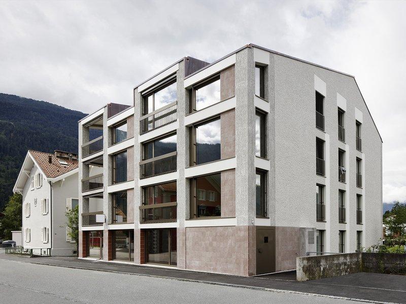 Aita Flury architektin: MFH La Contenta - best architects 17