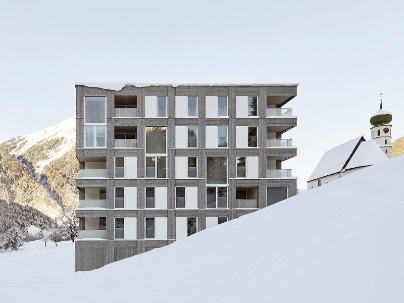 Dorner\Matt Architekten: Wohnanlange St. Gallenkrich - best architects 17