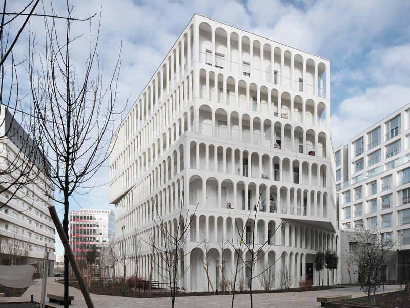 Antonini Darmon Architects: Boulogne Arches - best architects 17