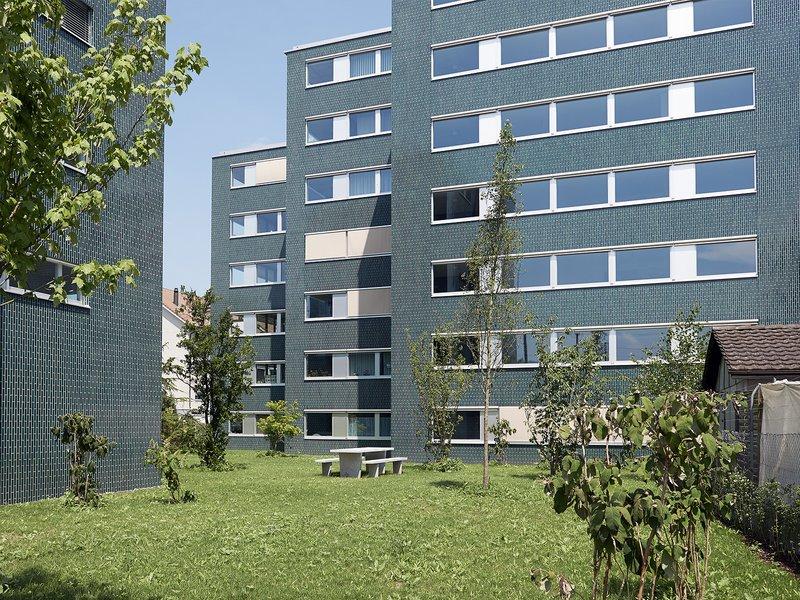 pool Architekten: Wohn- und Geschäftshäuser »Am Bahnhof« Wohlen - best architects 17