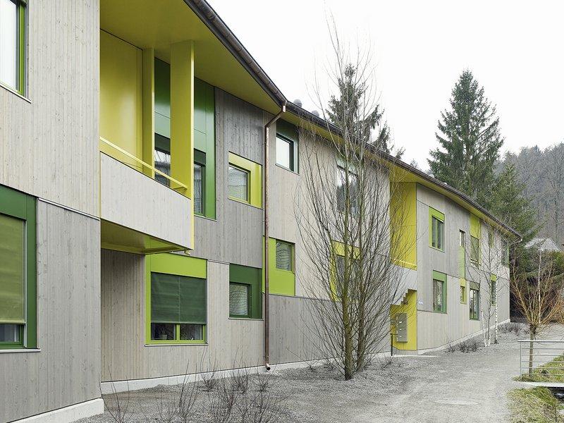 Edelaar Mosayebi Inderbitzin Architekten: Wohnsiedlung Avellana - best architects 17