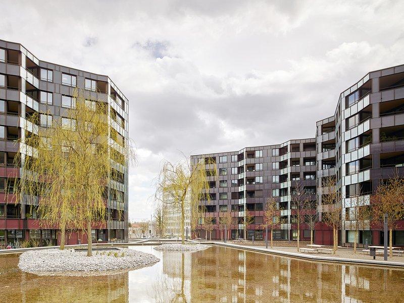 BS+EMI Architektenpartner: Wohnüberbauung Guggach - best architects 17