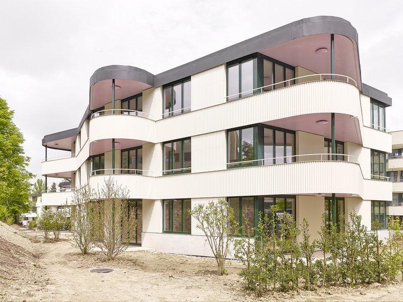 BS+EMI Architektenpartner: Wohnüberbauung Am Katzenbach III - best architects 17