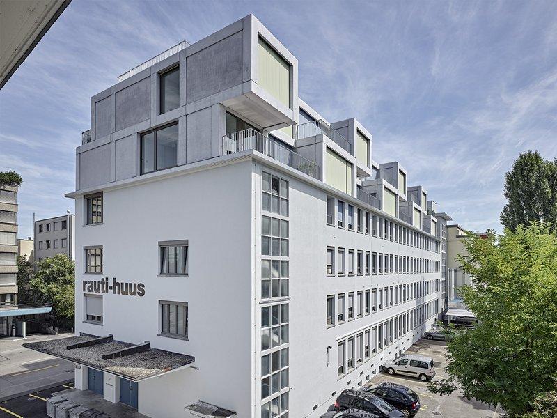 spillmann echsle architekten ag: rauti-huus - best architects 17