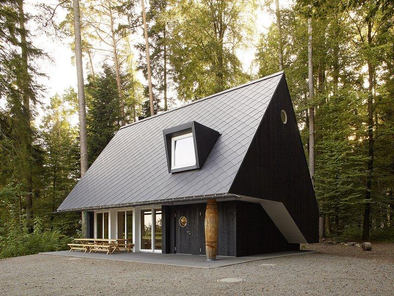 G O A - Gerber Odermatt Architekten: Forsthaus Chopfholz - best architects 17