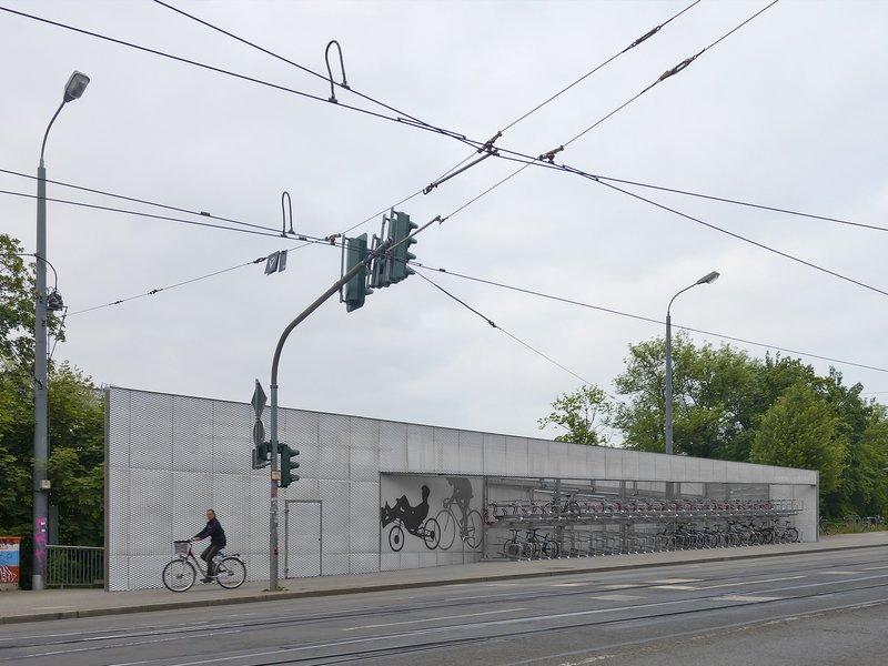 Osterwold°Schmidt EXP!ANDER Architekten: **Radhaus - best architects 17