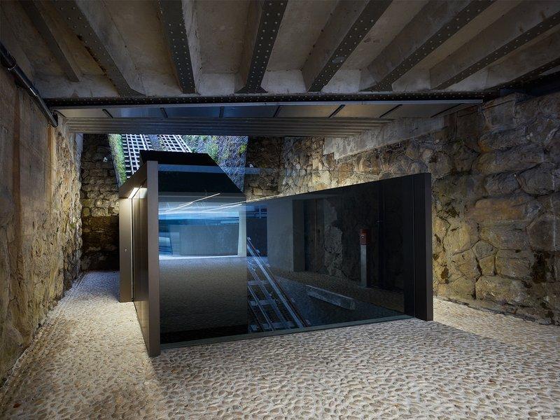 ARGE Marques Bühler: Château Gütsch – Gütschbahn - best architects 17
