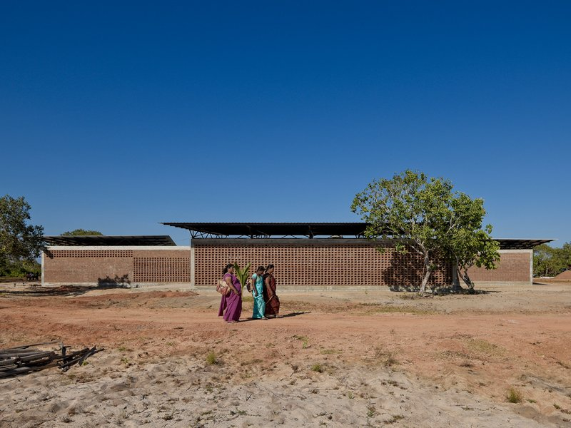 feat.collective: Lanka Learning Center  - best architects 18