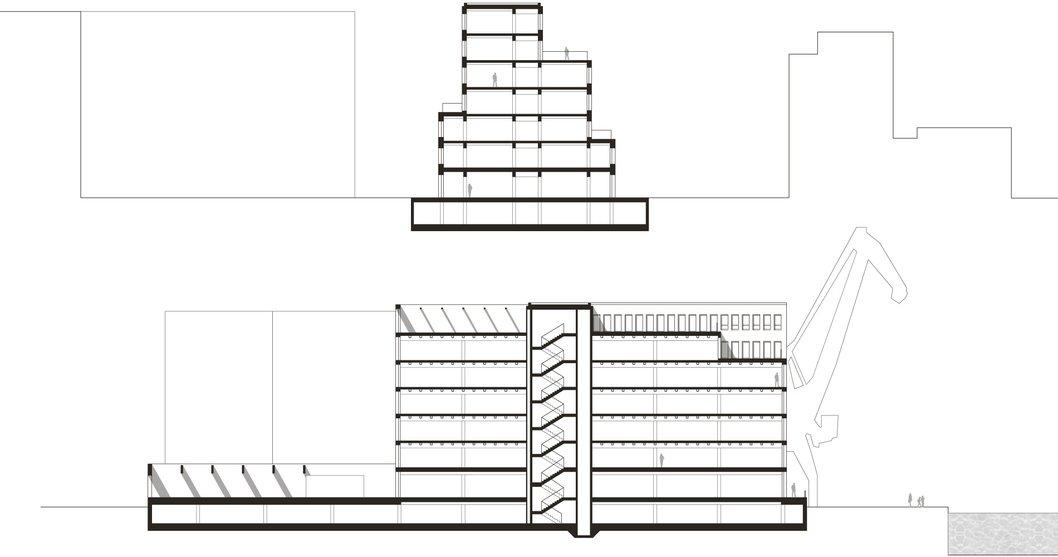 H7 office building, andreas heupel architekten