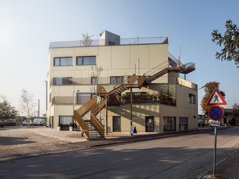 PPAG architects: Büro-und Geschäftshaus Deutsch-Wagram - best architects 18