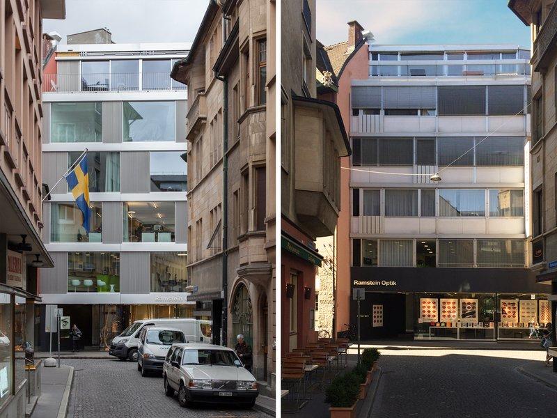 Kunz und Mösch: Umbau Haus zum Sattel - best architects 18